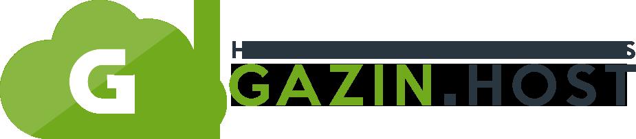 Gazin host logo
