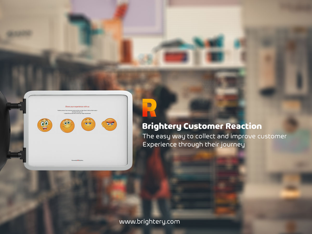 loyalty system - brightery customer reaction