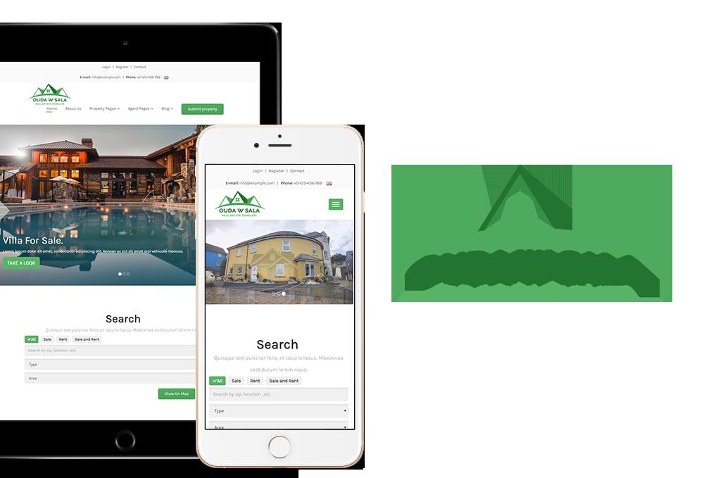 Ouda W Sala - free web templates
