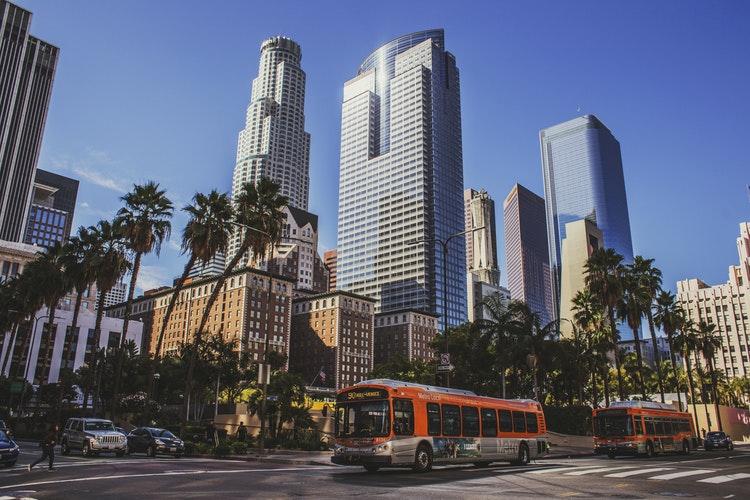 Los Angeles website - SEO LA