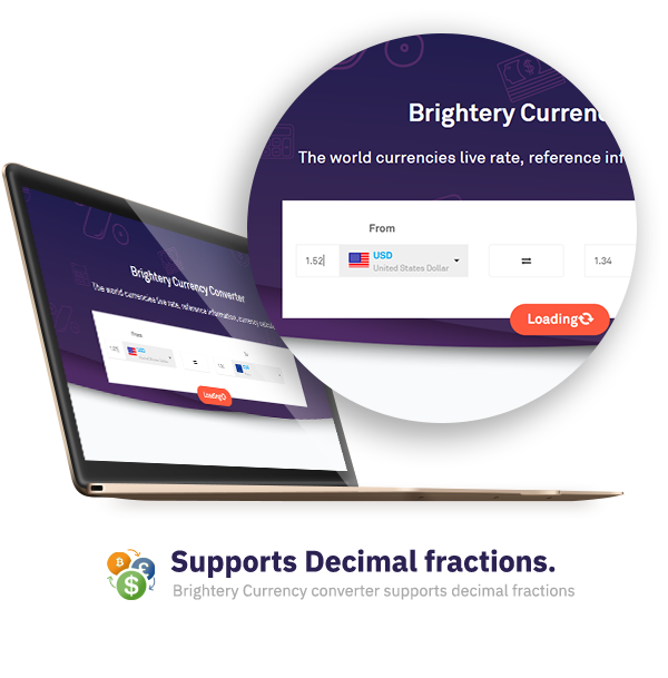 Brightery Currency converter - Currency Exchange