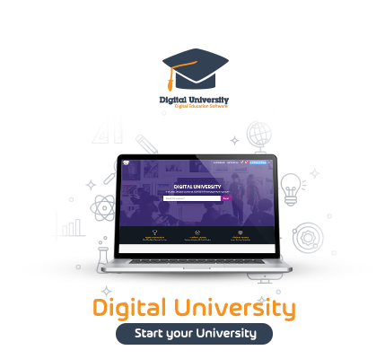 Digital University | learning management system
