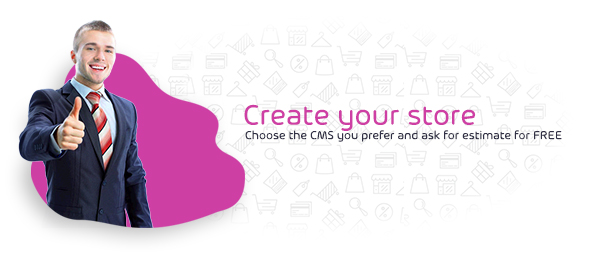 create your eCommerce website now