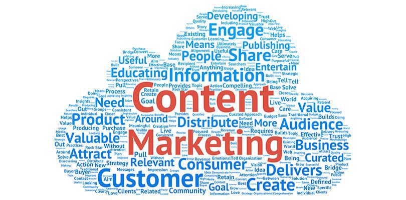 تسويق المحتوى