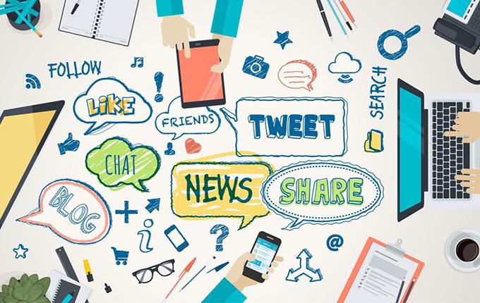 تسويق وسائل الاعلام الاجتماعية