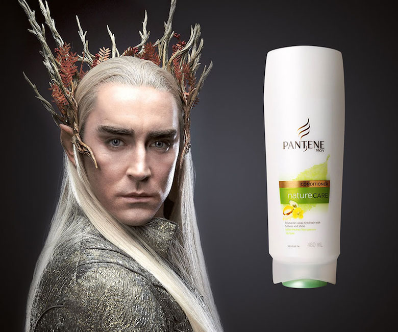 We always were wondering why elves have amazing hair, Get it for your hair routine <3 it's gonna help you out!