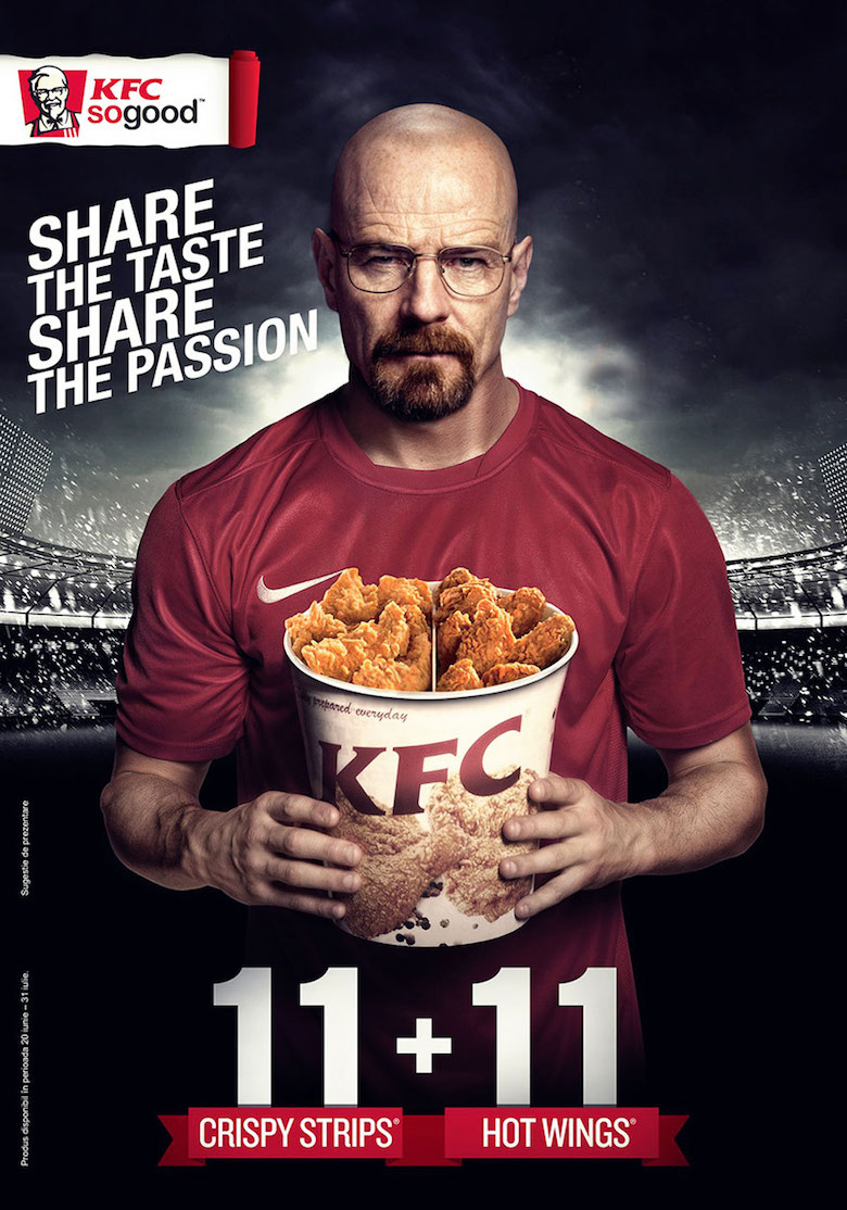 Share the taste, Share the Passion. No matterbreaking bad how many seasons, No matter what happened in the series, You're going to eat some KFC chicken and addict it. You no longer need to ask aboutbreaking bad how many seasons available now.