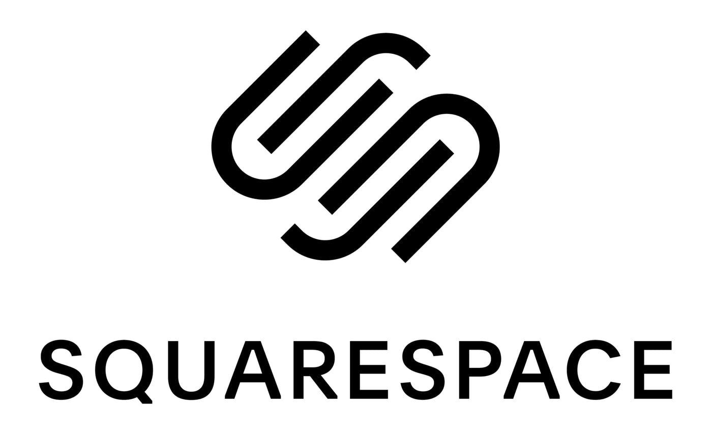 Squarespace vs Wix, Squarespace logo